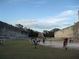 Chichen Itza Great Ball Court