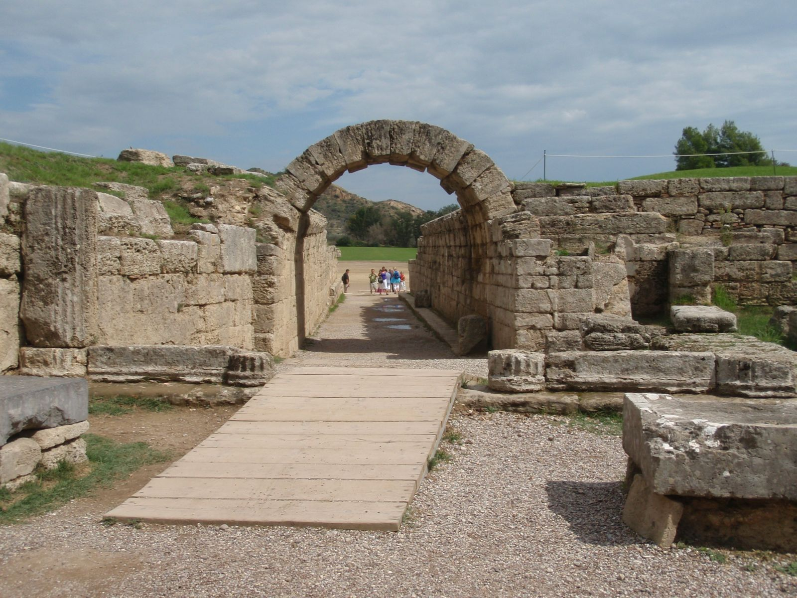 Panathenaic Stadium  Wikipedia