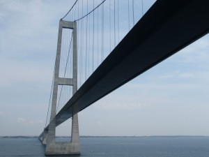Great Belt Bridge Denmark