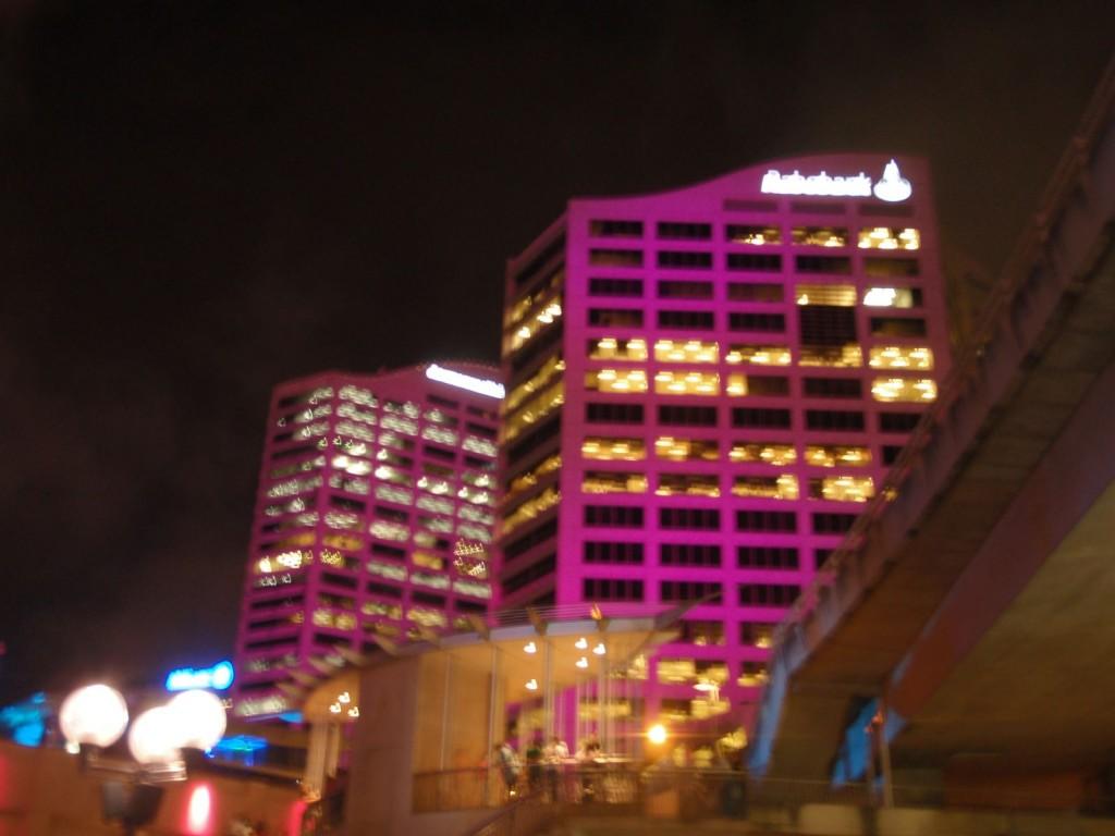Pink Rabobank Sydney