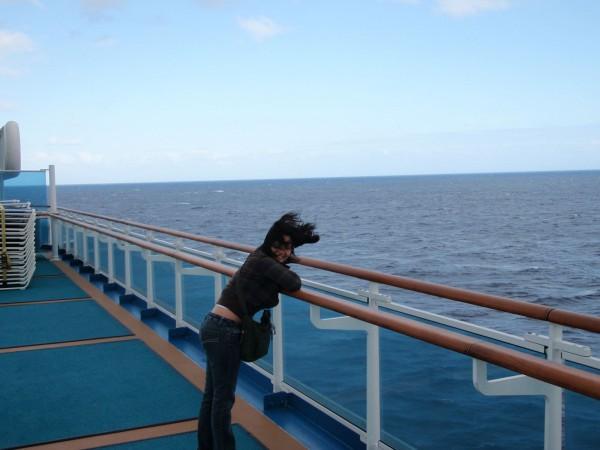 Transatlantic wind