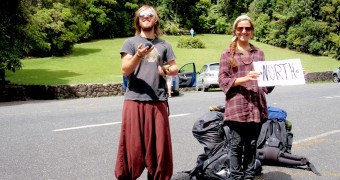 Backpackers hitchhiking2