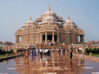 Akshardham Temple, Delhi. @ Swaminarayan Sanstha.