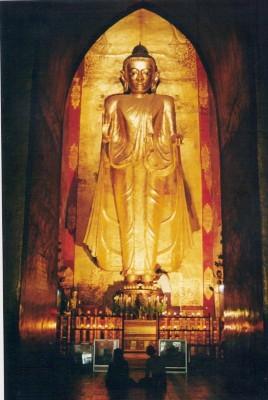 Ananda Temple, Myanmar. © Wandering Earl.