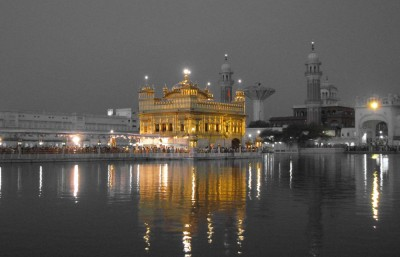 Golden Temple, Amritsar, India. © Wandering Earl.