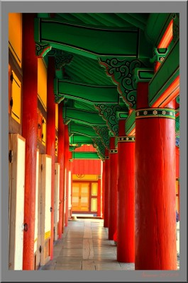 Hwaeomsa Temple. © Budget Travelers Sandbox.