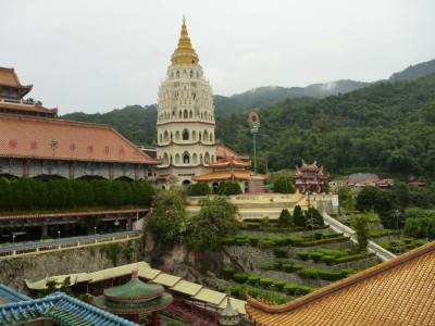 Kek Lok Si Temple, Malaysia. © On Ur Way Travel.
