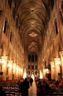 Notre Dame, Paris. © No Place Like Here.