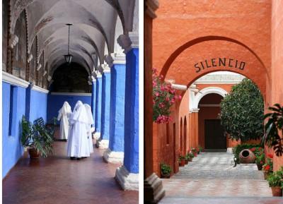 Santa Catalina Monastery, Peru. © Jialiang Gao.