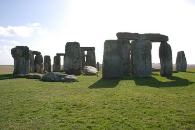 Stonehenge, UK. © Over Yonderlust.