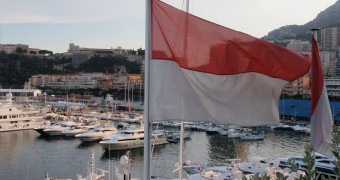 Monaco Flag