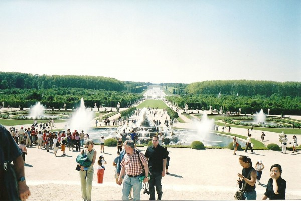 France by NOXP - The gardens of the Palace of Versailles