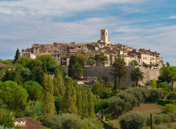 France by Wandering Earl - Saint-Paul de Vence