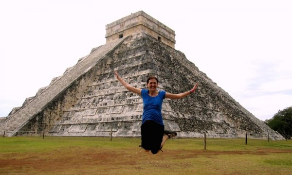 Mexico by A Little Adrift - Chichen Itza