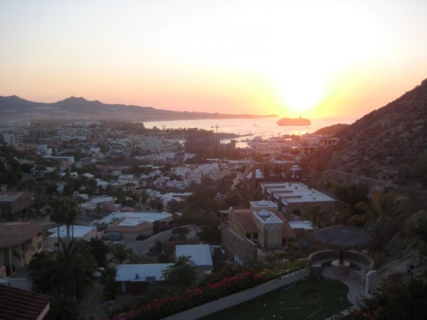 Mexico by Nomading Film Festival - Sunrise in Cabo San Lucas