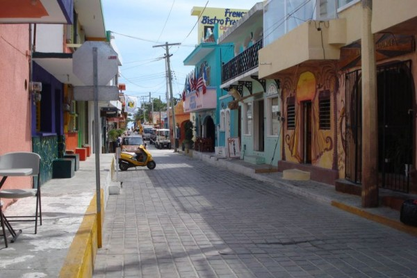 Mexico by Solo Female Traveler - Isla Mujeres