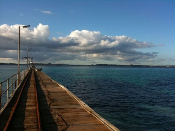 Ellen's Point on Kangaroo Island (Photo © Vagabond3)