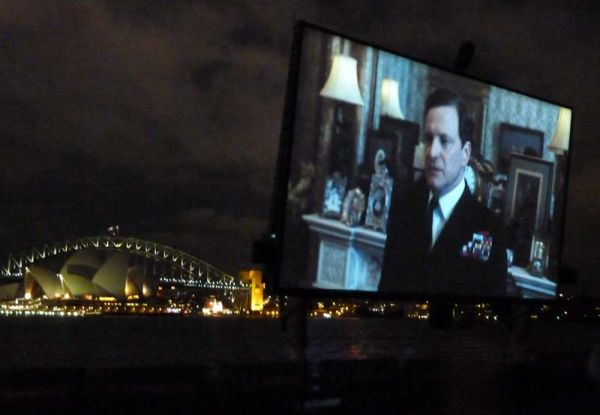Open Air Cinema (Photo © Wandering Earl)