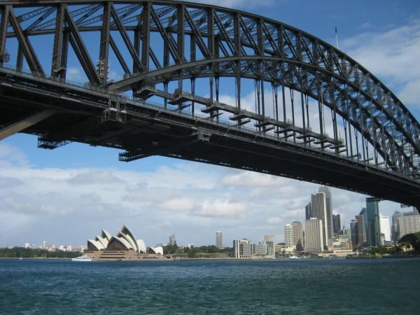Sydney Opera House and Harbour Bridge (Photo © Dangerous Business)