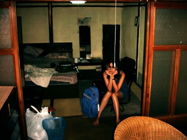 The cheap bedroom aka. the cockroach kingdom
