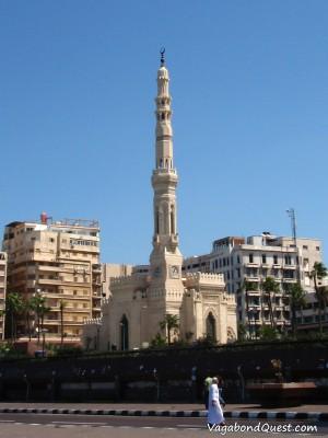 Al Qaed Ibrahim Mosque (Alexandria, Egypt)
