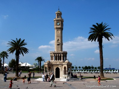 Izmir Clock Tower (Turkey)