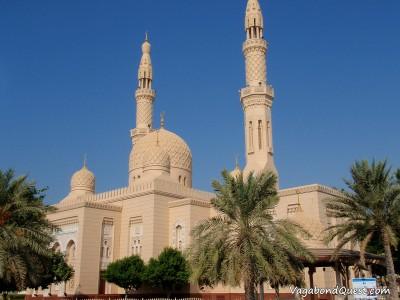 Jumeirah Mosque (Dubai, UAE)