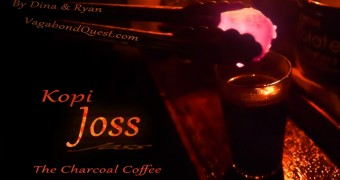 Kopi Joss - Charcoal Coffee - video interview