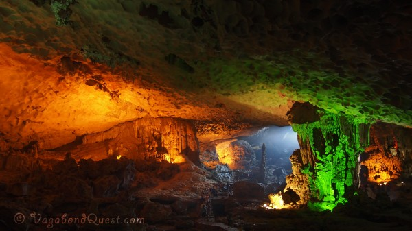 Sung Sot Cave - Surprise Cave
