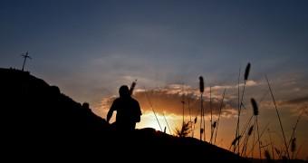 Nicaragua Masaya Sunset