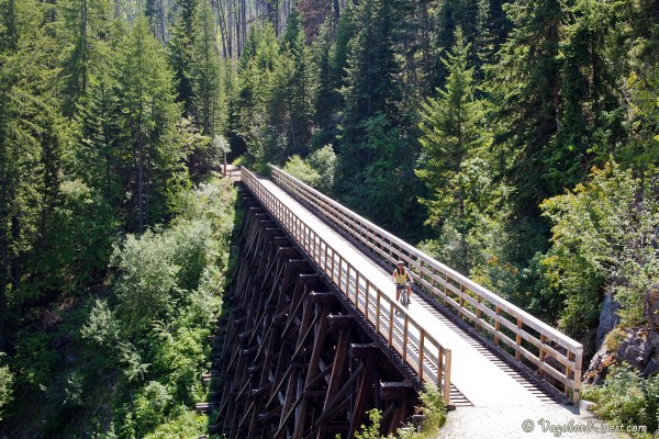 Kelowna - Kettle Valley Railway 06