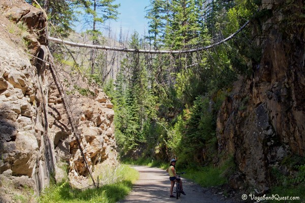 Kelowna - Kettle Valley Railway 10