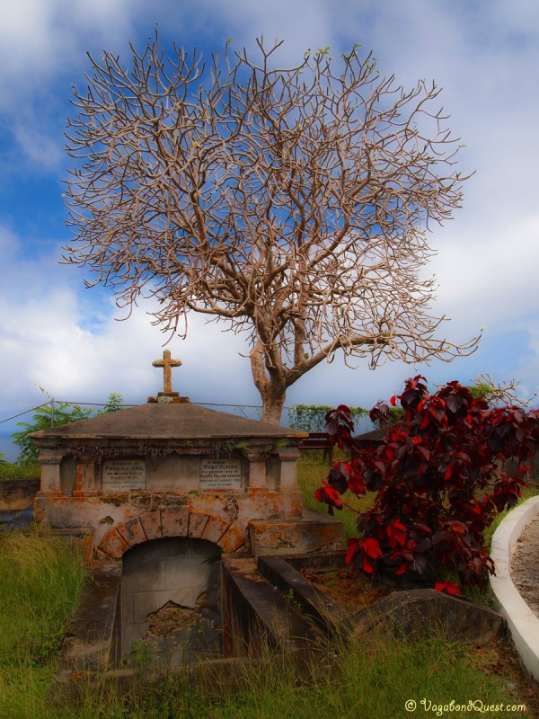 Barbados - St John Parish Church - Cemetery