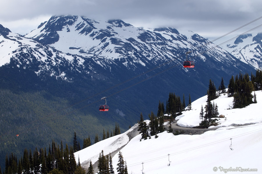 Whistler (BC) Canada  city photo : Summertime Adventures in Whistler, B.C. Vagabond Quest